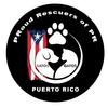 proud rescuer of pr